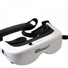 Walkera Goggle2 инженерный дизайн человеческого тела FPV видео очки с 5,8 ГГц 8CH приемник система отслеживания головы