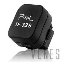 Pixel tf-328 zapata convertidor pc sync socket convertir adaptador juego para sony & minolta