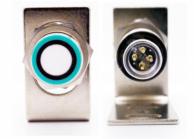 Capteur analogique de haute précision M18 capteur de Distance à ultrasons 0-5 V/0-10 V/1-5MA/4-20MA détecteur de mouvement capteur de proximité - 5