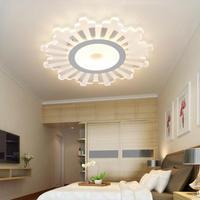 Потолочный светодио дный Светодиодный лампа Подсолнечник для детей офисный свет кабинет светодио дный LED лампа для чтения домашнее светоди