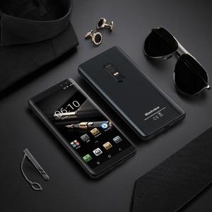 Image 5 - Blackview מקסימום 1 אלחוטי מקרן נייד טלפון 6.01 AMOLED 4680mAh אנדרואיד 8.1 6GB + 64GB קולנוע ביתי מקרנים Smartphone