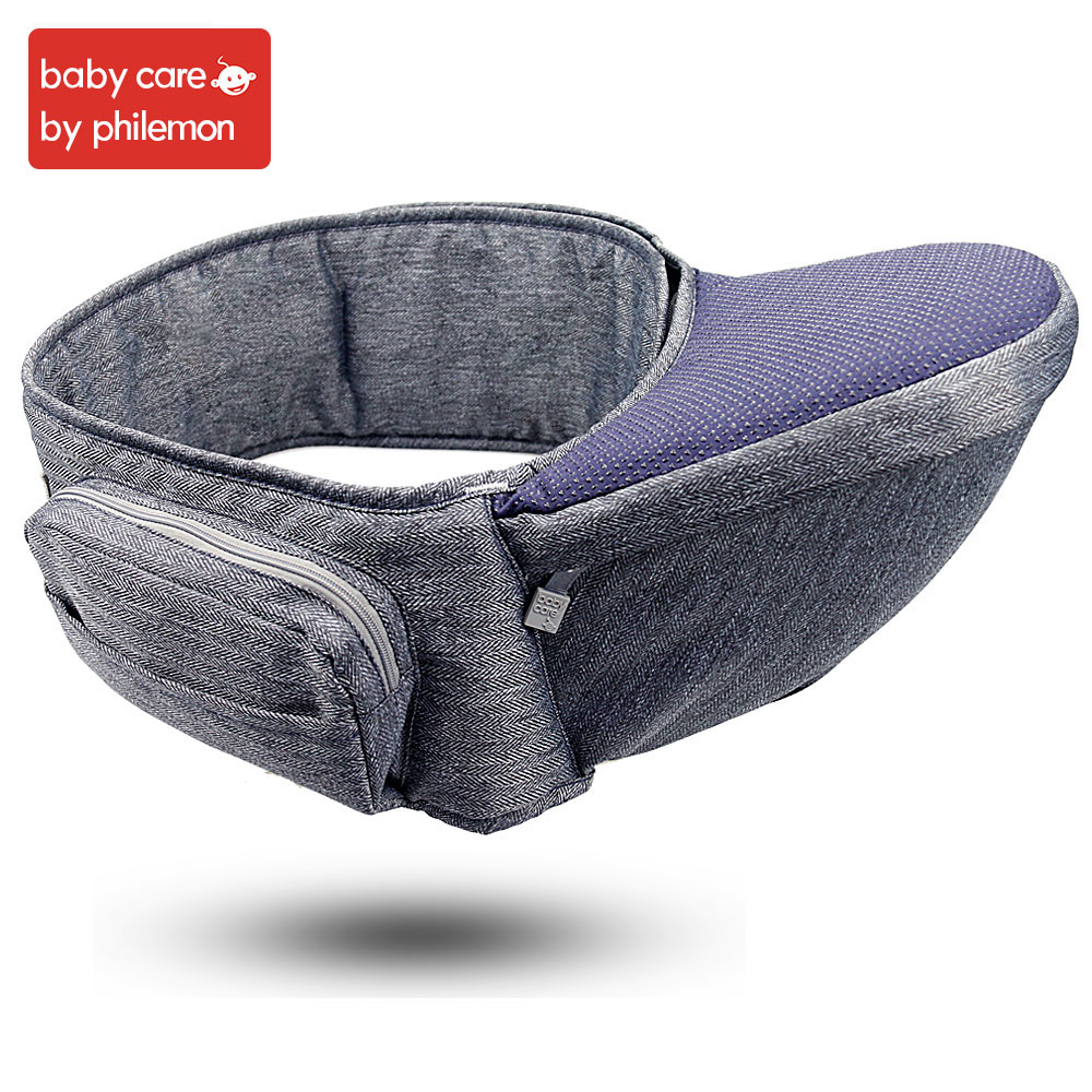 Babycare Brand Baby Hip Seat Carrier Waist Stool Walkers Hold Waist Belt Backpack Kids Infant comfort Hipseat Waist Seat gray 2018 new baby carrier 0 30 months breathable comfortable babies kids carrier infant backpack baby hip seat waist stool