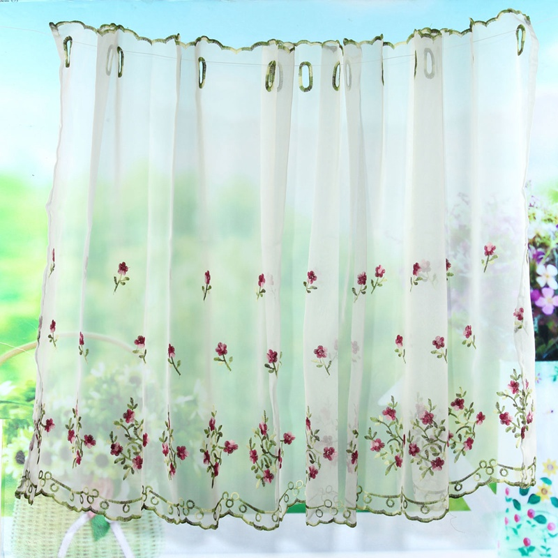 Aliexpress Com Buy Children Room Divider Kitchen Door Curtains Pastoral Floral Window: Online Buy Wholesale Acrylic Room Dividers From China