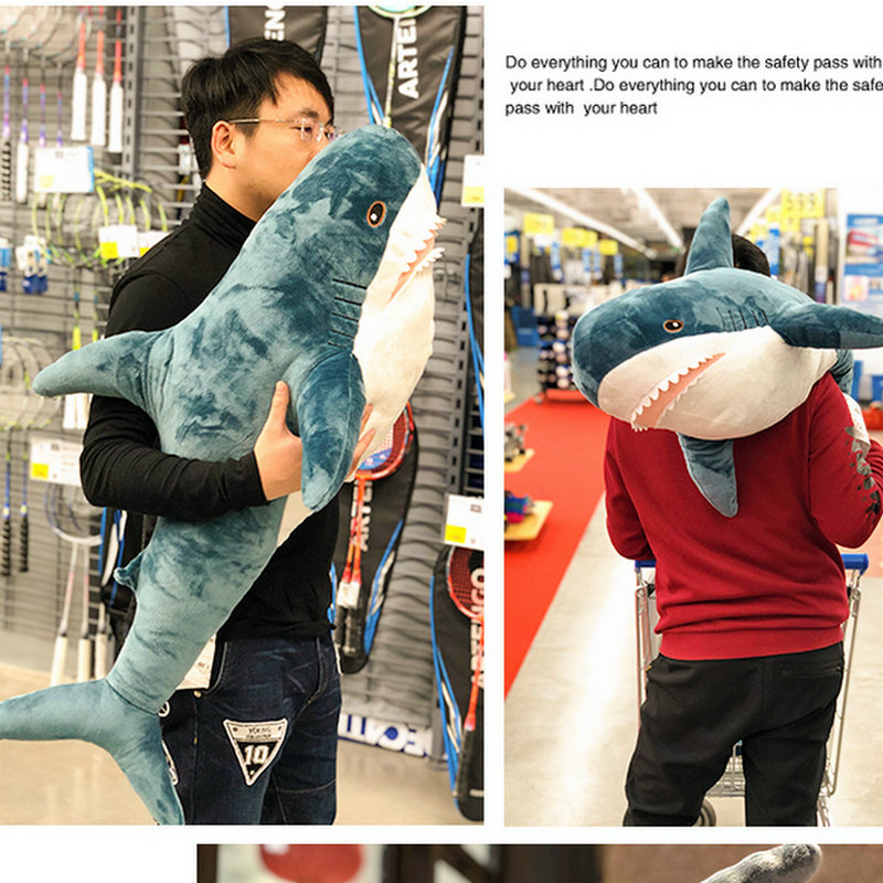 Shark soft toys for kids stuffed animals big shark pillows baby boys toy jouet gift room decoration speelgoed bebes coussinShark soft toys for kids stuffed animals big shark pillows baby boys toy jouet gift room decoration speelgoed bebes coussin