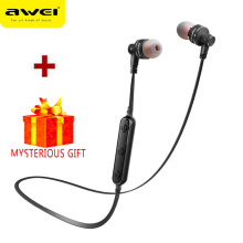 Awei Wireless Headphone Bluetooth Earphone Headset In-Ear For In Ear Phone Buds Blutooth Earbud Sport Hands Free Stereo Earpiece