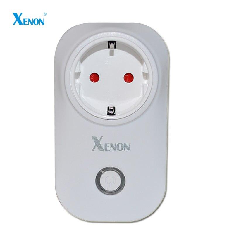works with Amazon echo Alexa EU Wifi Plug Power Wireless  Home Appliance Automation App Remote Control Timer Switch Wall  цены