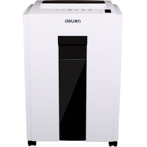 Image 1 - High Security and Shredding ability Silent design Cut 2*6 mm Paper, CD, and Credit Card shredder Office supplies deli 9954