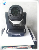 1Xlot Event Decoration Equipment Zoom Moving Head Light Double Gobo Wheel 17r 350w Moving Head Beam