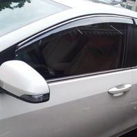 High Quality 4 Pcs Set Corolla Wind Rain Sun Guards Visor Vent Awnings Shelters For Toyota