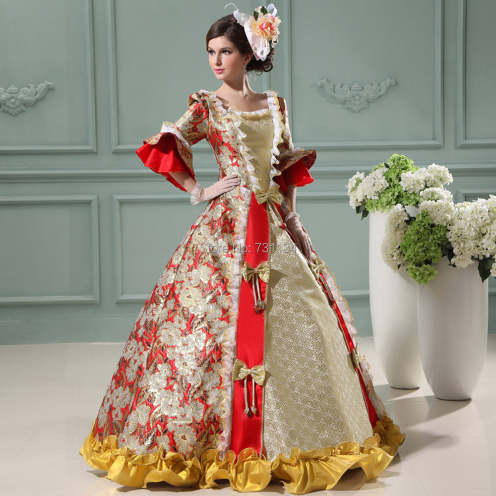 Queen Party Dresses