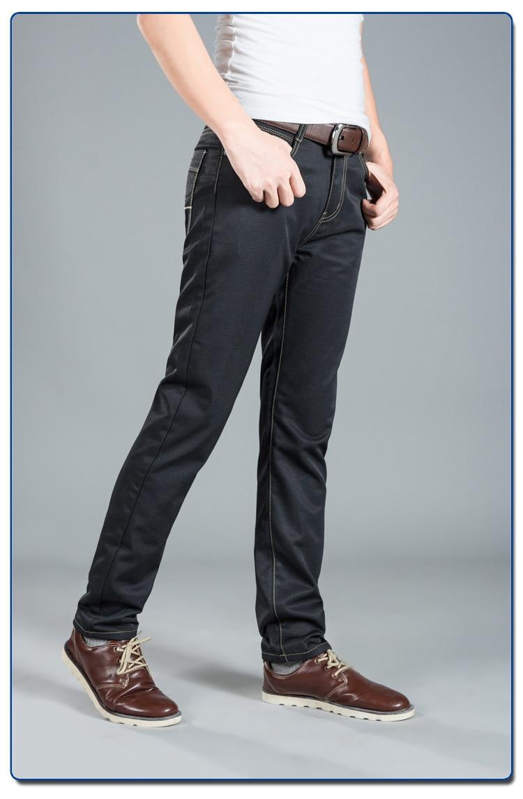 casual black pants for men - Pi Pants