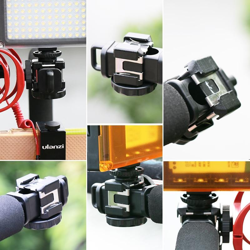 Ulanzi U-Grip Τριπλός βραχίονας στήριξης - Κάμερα και φωτογραφία - Φωτογραφία 5