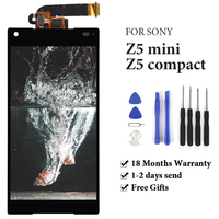 TIMEWAY For Sony Xperia Z5 Mini Z5 Compact E5823 E5803 LCD Touch Screen AAA display