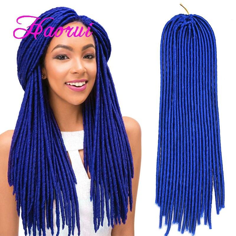 Kanekalon Synthetic Soft Dread Hair Popular Dreadlock