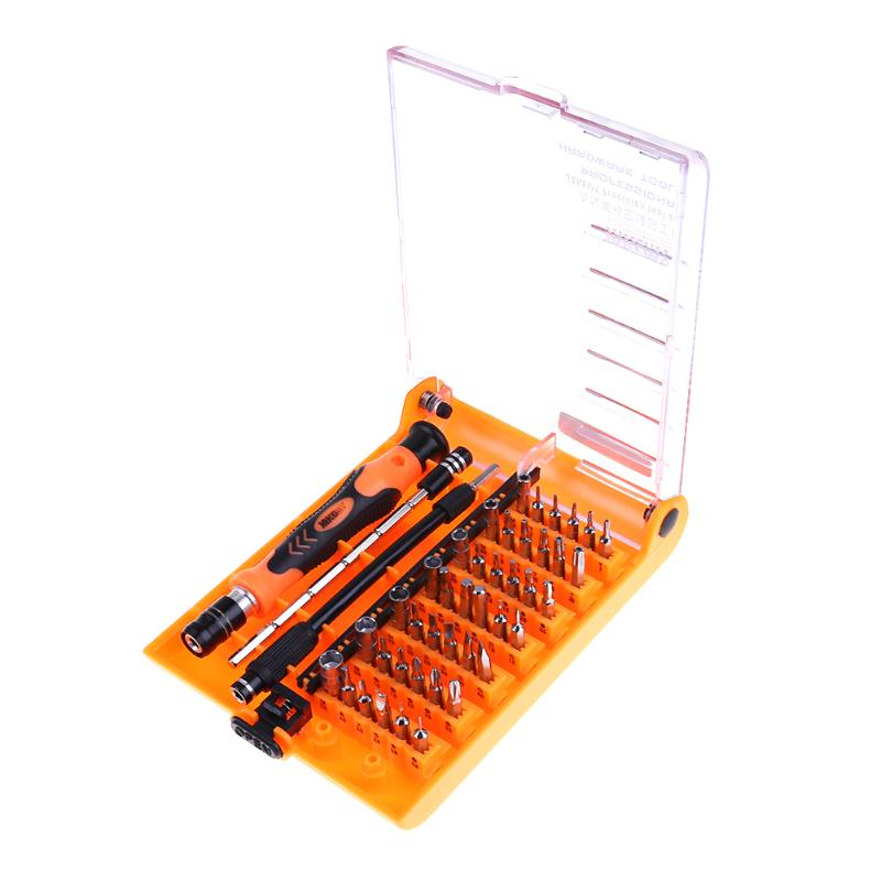 Multifunction JM-8132 Professional Electronic Repairing Adjustable Handle Screwdrivers set Hand Tool Accessories High Quality