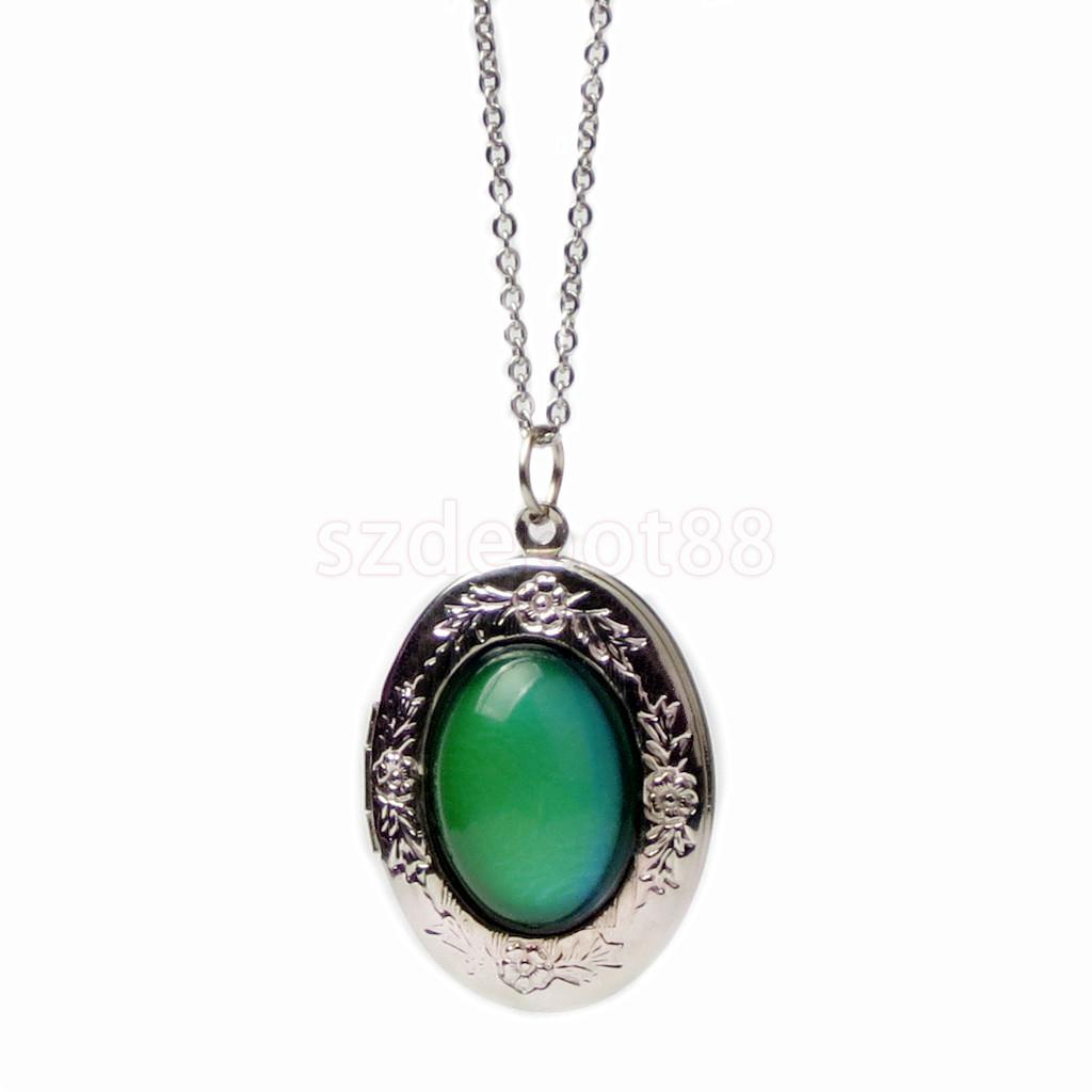 Womens Ladies Vintage Style Color Changing Mood Emotion