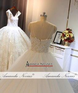 Image 4 - Sexy Bride dress customer order wedding dress simple beach wedding dress