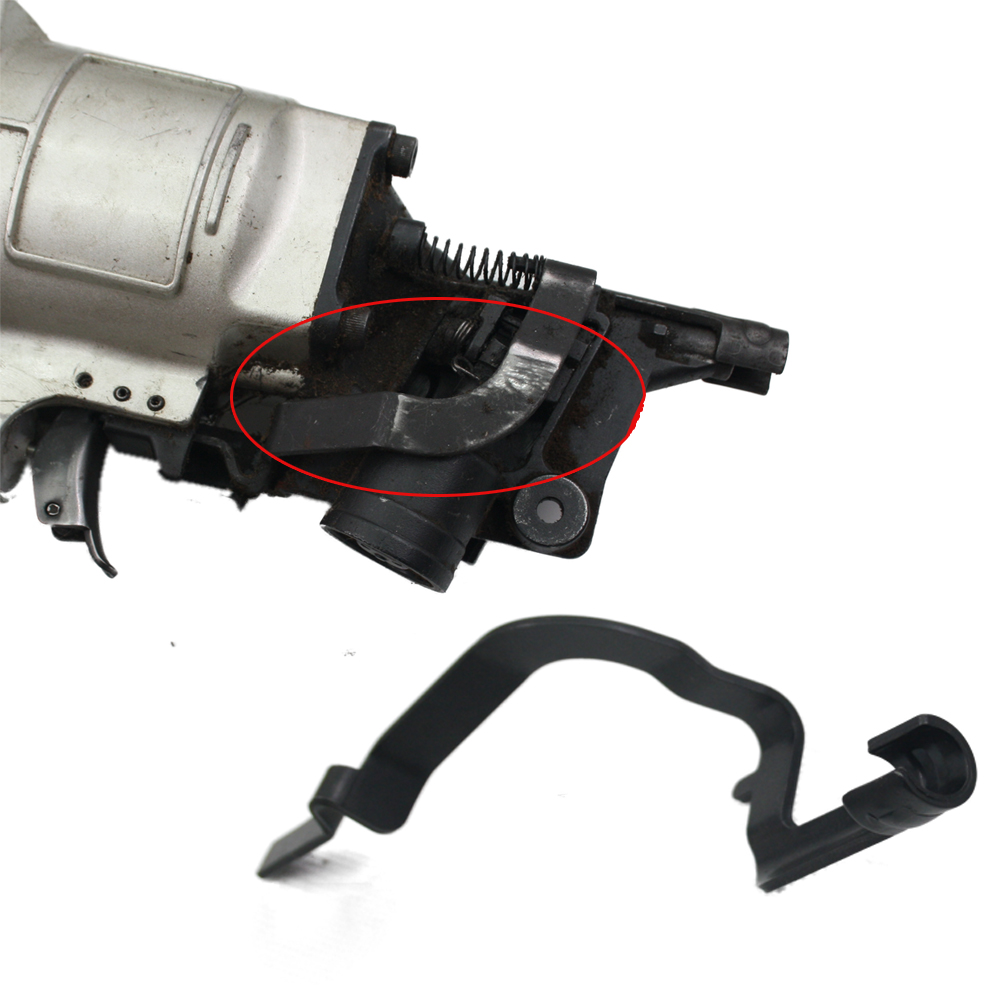 coil nailer accessory Contact Arm unit Spare Parts for penumatic Nail Gun aftermarket for Max CN55#58 CN70#56 CN80#61