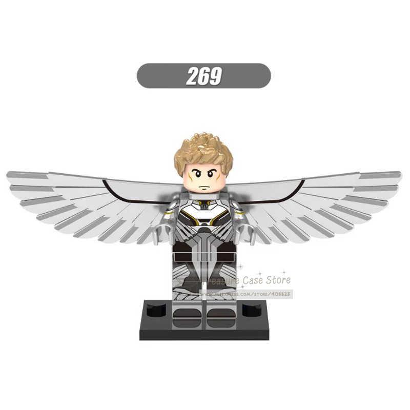 № 269 Archangel X-man индивидуальная фигура супергероя Конструкторы кубики