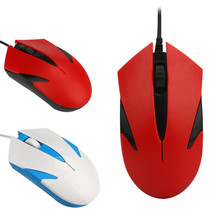 Realiable gaming mouse USB 2.0 Optical Wired Scroll Wheel Mouse Mice For PC Laptop Notebook Desktop