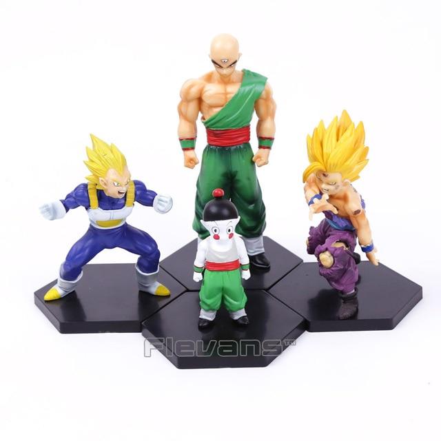 Dragon Ball Z Son 4pcs/set PVC Figure Kids Toy