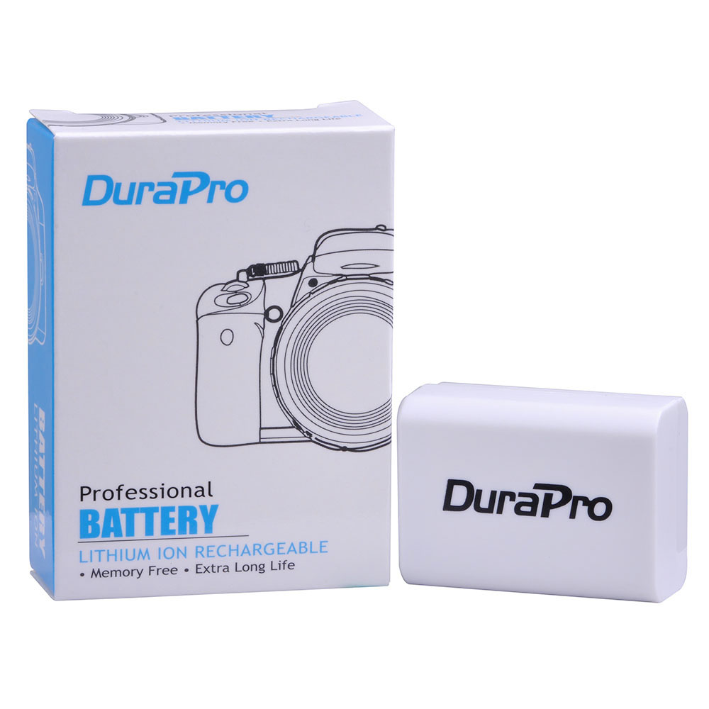DuraPro 1pc NP-FW50 NP FW50 Battery for Sony Alpha A33 A35 A37 A55 SLT-A33 SLT-A35 SLT-A37 SLT-A37K SLT-A37M SLT-A55 SLT-A55V