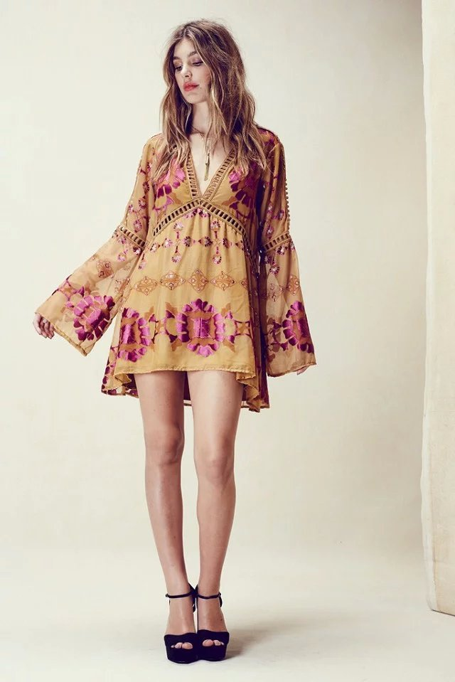 Popular Vintage Hippie Clothing-Buy Cheap Vintage Hippie ...