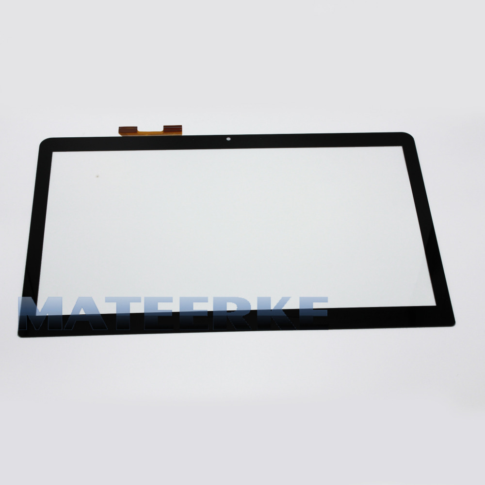 ФОТО New For Dell Inspiron 15 7537 PV7P5 touch screen glass with digitizer