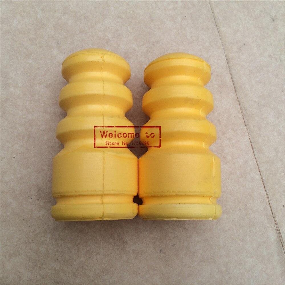 2 pcs lote amortecedor de borracha frontal amortecedor de borracha para chevrolet captiva c100 2007