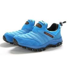 High quality Foreign trade the original single Women/men high help waterproof outdoor shoes unisex trekking shoes A