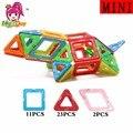 36 unids tamaño mini tortuga tortuga modelos técnica de construcción de juguete de plástico bloques de imanes 3d diy magnético niños juguetes educativos de aprendizaje