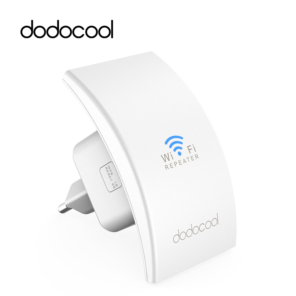 все цены на dodocool N300 WiFi Extender WiFi Range Extender Signal Booster Repeater/AP Mode with Ethernet Port 2.4GHz 300Mbps Dual Antennas