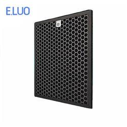 348*265*10 мм Высокая эффективность угольный фильтр Воздухоочистители Запчасти для SKG-JH4053/4207/4206 и т. д