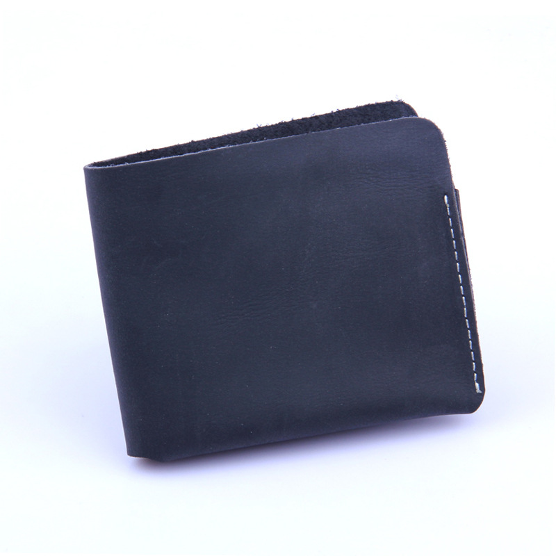 Short Men Wallet Genuine Leather Crazy Horse Leather Man Wallet Simple Design Money Clip Wallet Man Vintage Purse чехлы для телефонов prime чехол книжка для xiaomi redmi 4x prime book