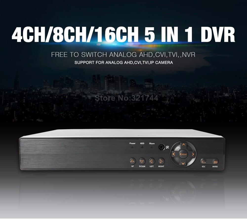 01 CCTV DVR NVR XVR