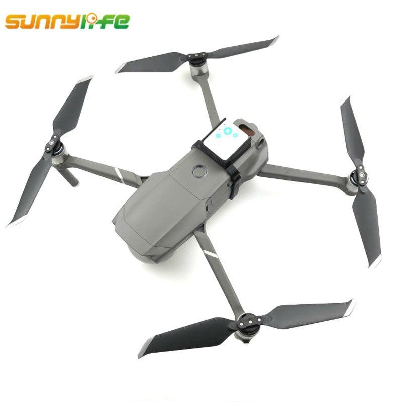 For DJI Mavic 2 Pro Drone Accessories RF-V16 GPS Tracker Mount Holder GPS Bracket For DJI MAVIC 2 Pro ZOOM Drone Gimbal