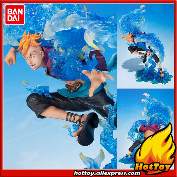100% Original BANDAI Tamashii Nations Figuarts ZERO Collection Figure - Marco Phoenix ver from ONE PIECE one piece bandai figuarts zero trafalgar law dress rosa hen figure toys kids