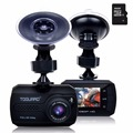 "Original Toguard 1.5"" Full HD 1080P Novatek 96220 Car DVR Recorder 120 Degree Dash Cam G-sensor Motion Detection With 16GB card"