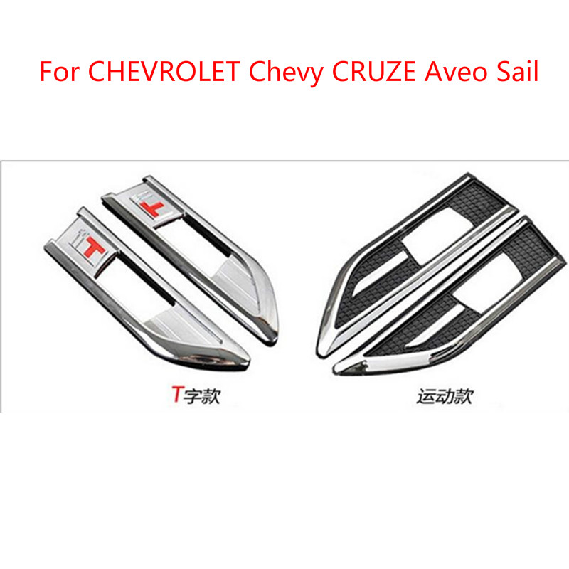 For CHEVROLET Chevy CRUZE Aveo Sail High quality ABS