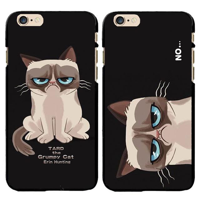 Grumpy Cat Case for Iphone