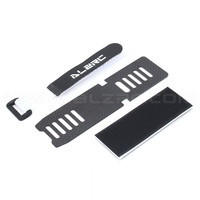 Freeshipping ALZRC Devil 380 FAST Carbon Battery Mount Applies To Goblin SAB 380