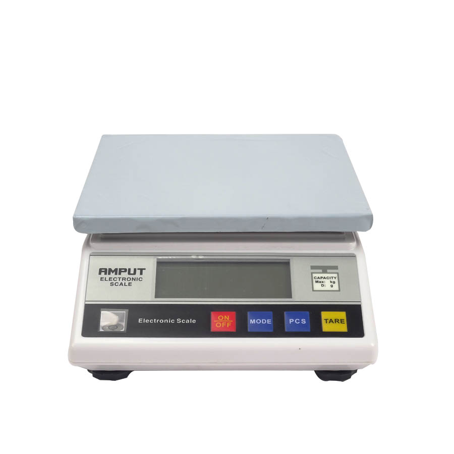 1 pc 7.5 kg x 0.1g Balance de pesage industrielle de précision numérique avec comptage, Balance de Table, Balance de laboratoire électronique