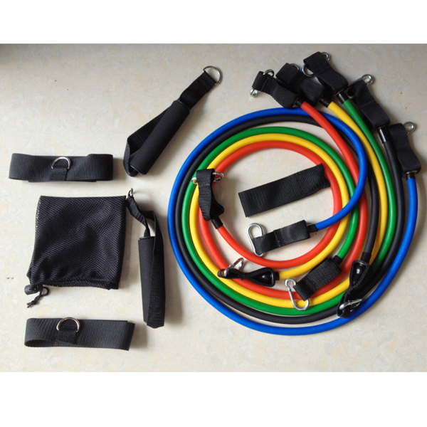 H0055 Free shipping combination tubing pulling rope suit cable ...