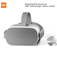 Original xiaomi MIjia VR all in one Fast Switch 2K Super Clear Screen Oculus special modulation diffraction optical systemProces