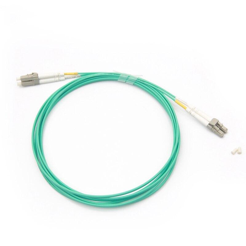 10PCS OM3 LC-LC UPC 5M Multimode Duplex 2.0mm or 3.0MM Fiber Optic Patch Cord LC-LC fiber optic patch cable Fiber10PCS OM3 LC-LC UPC 5M Multimode Duplex 2.0mm or 3.0MM Fiber Optic Patch Cord LC-LC fiber optic patch cable Fiber