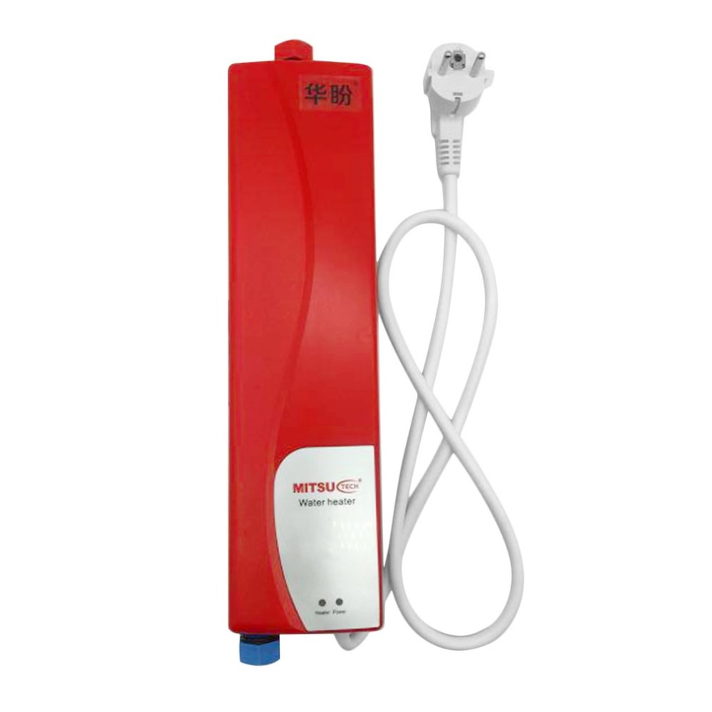 3000W High Power Water Heater Universal Instant