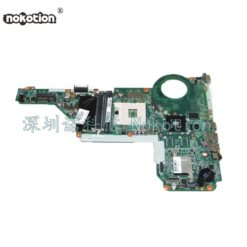 NOKOTION 720459-501 720459-001 DA0R62MB6E1 Laptop Motherboard For hp Pavilion 15 17 15-E 17-E Main Board HD 8670M DDR3 WORKS блок питания zip 19 5v 4 62a 90w 435094 для hp pavilion 14 e 14 n 15 e 15 n 17 e 15 e051sr 15 n001sr 17 e001sc