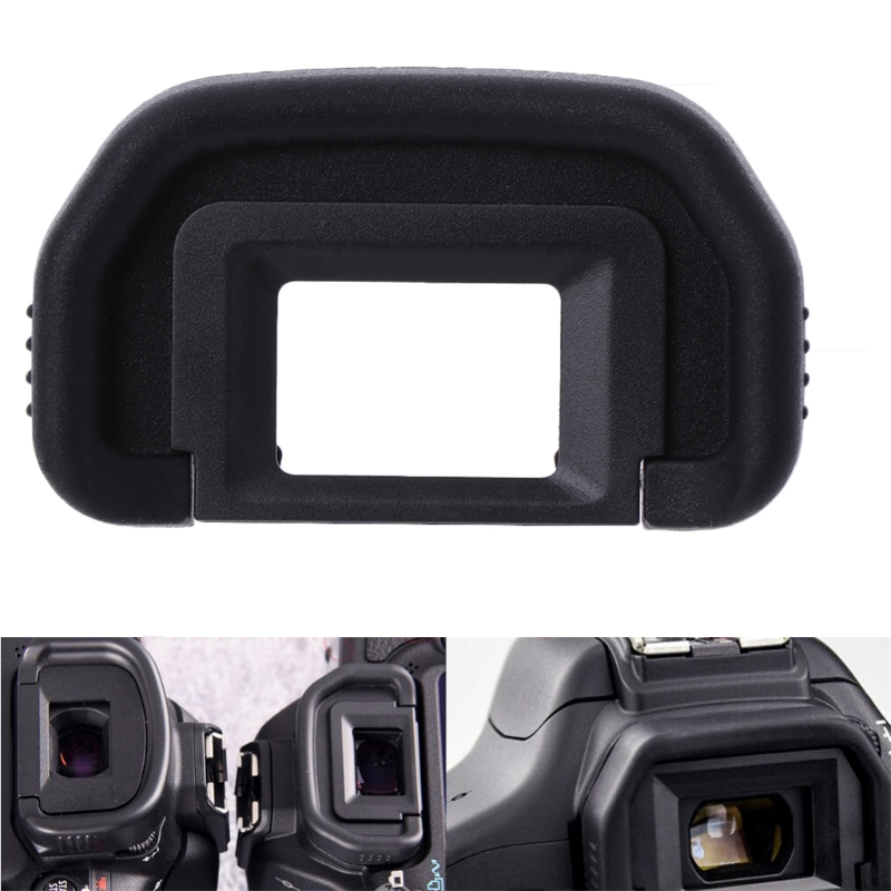 SIV New Black Viewfinder EB Rubber Eye Cup Eyepiece For <font><b>Canon</b></font> 30D 40D 50D 60D 70D <font><b>5D</b></font> 2018 High Quality <font><b>Accessories</b></font> image