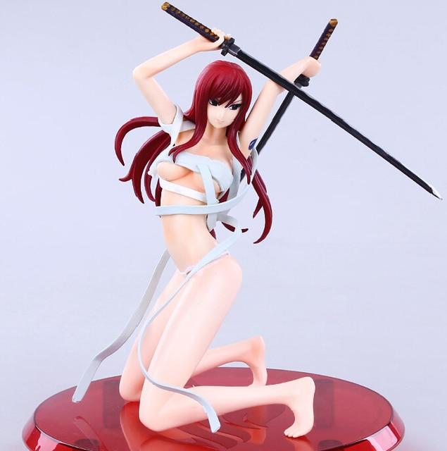 Fairy tail erza scarlet sexy