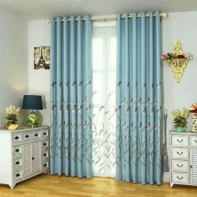 Country Dining Room Curtains: New Curtains For Living Dining Room Bedroom American